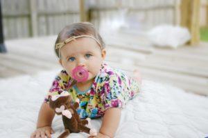 בובת כירבול, תינוק