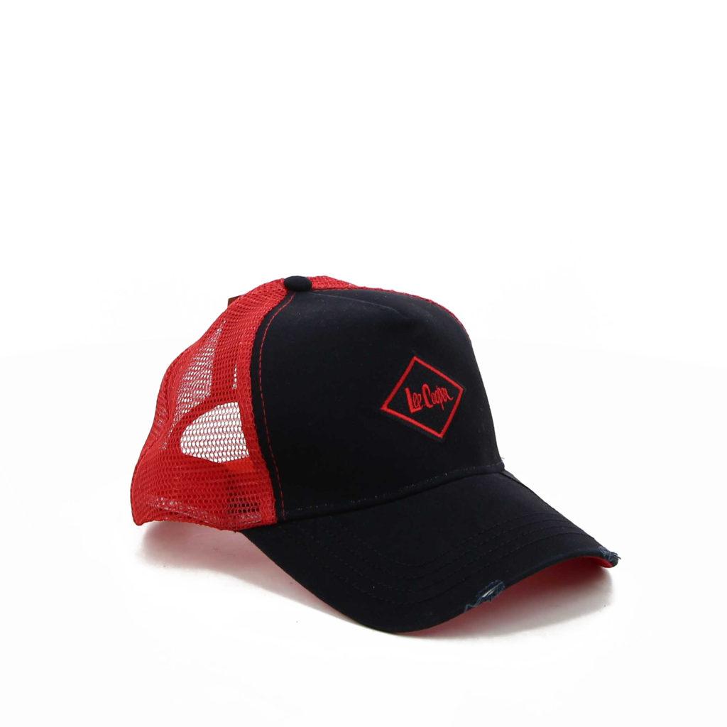 כובע שמש, לי קופר