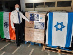 יד שרה,לשכת המסחר ישראל הודו