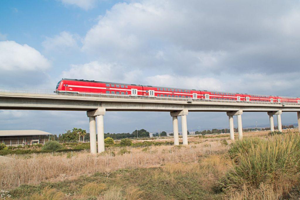 רכבת,גשר,