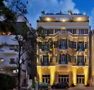מלון, מלונות פתאל