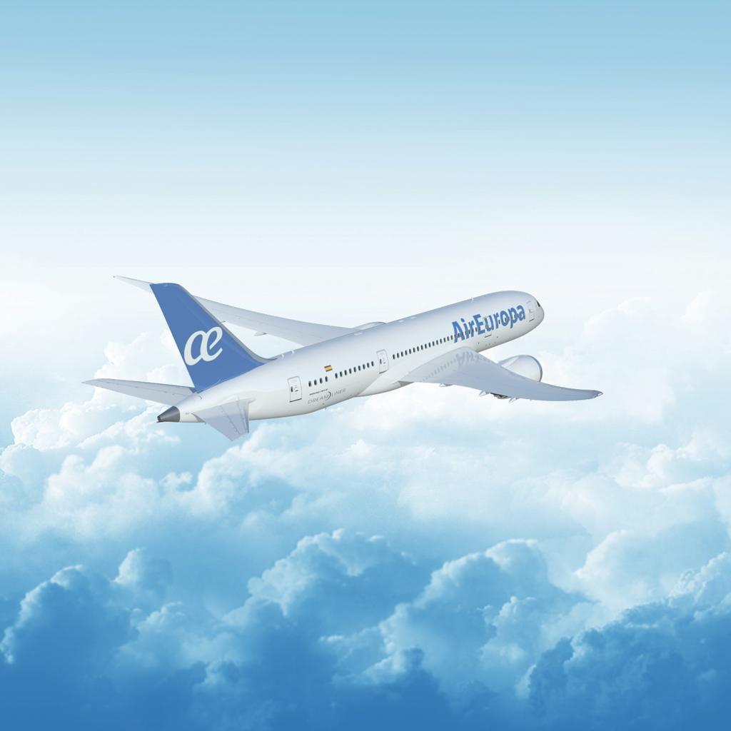 מטוס,אייר אירופה